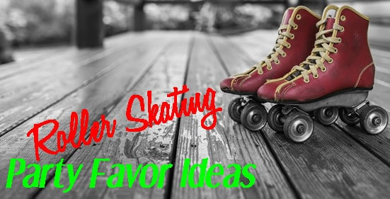 roller skating party favor ideas