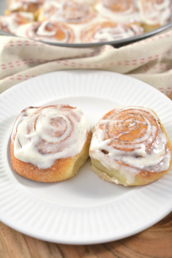 BEST Keto Cinnamon Rolls! Low Carb Ooey Gooey Cinnamon Roll Idea - Quick & Easy Ketogenic Diet Recipe - Completely Keto Friendly