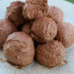 Keto Cinnamon Fat Bombs