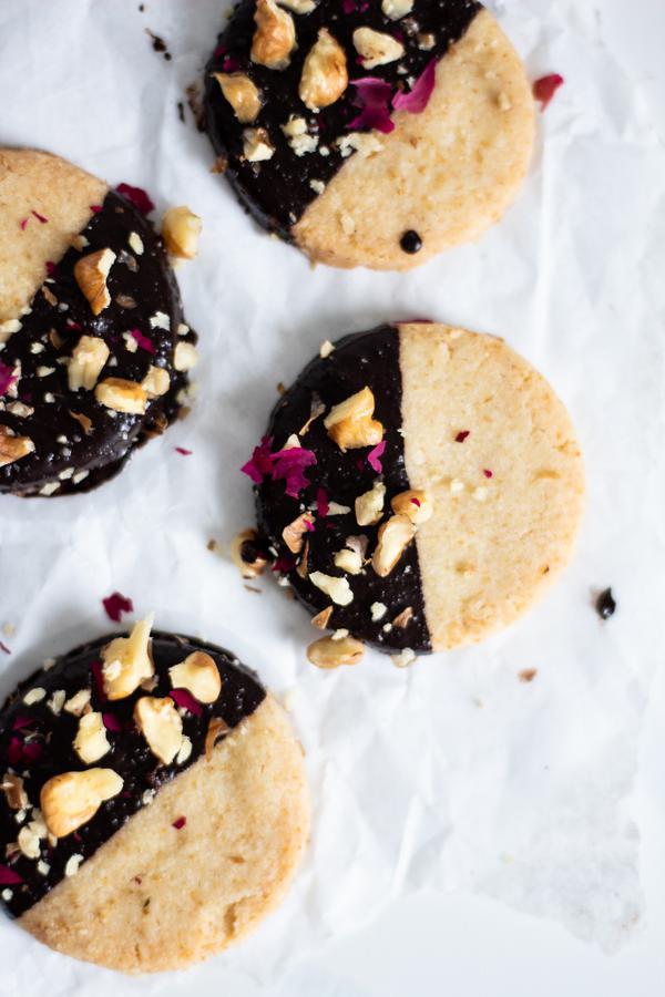Keto Low Carb Shortbread Cookies