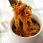 Microwave Chow Mein! Best Microwave Recipes In A Mug For One – Easy | Simple | Tasty Food