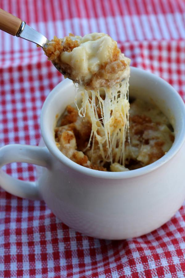 Microwave Mac and Cheese! Best Microwave Recipes In A Mug For One - Easy   Simple   Tasty Food