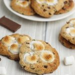 BEST Smores Cookies - Easy Homemade Cookies